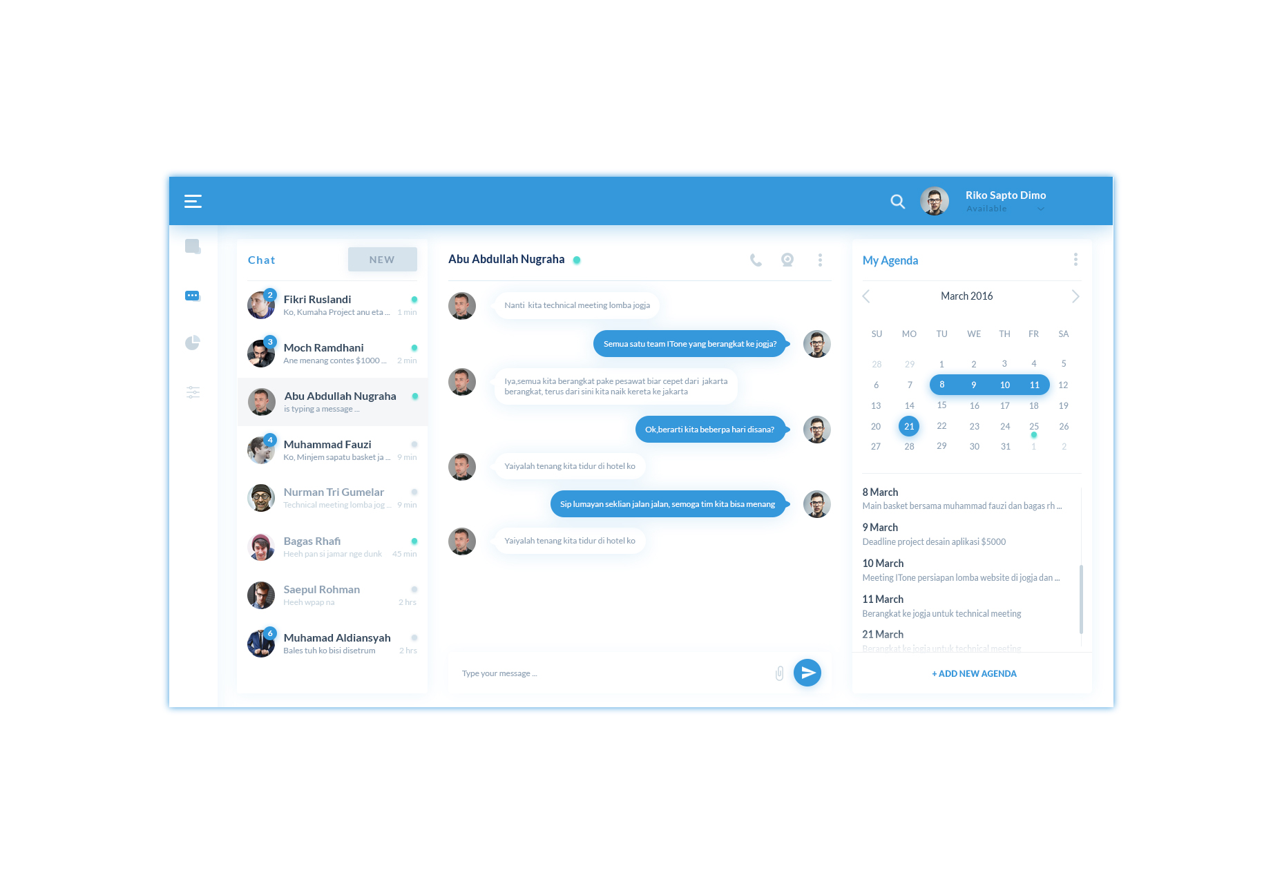 chat-dashboard-psd-layout-