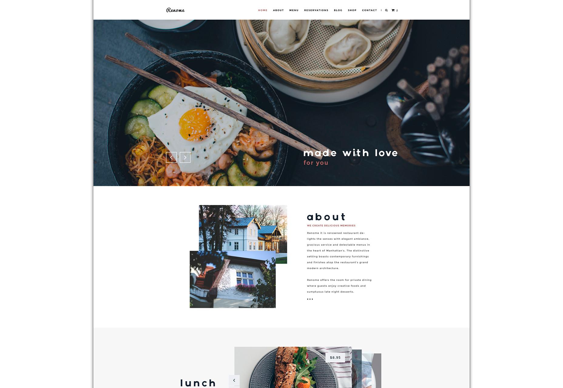 renome-clean-restaurant-psd-template